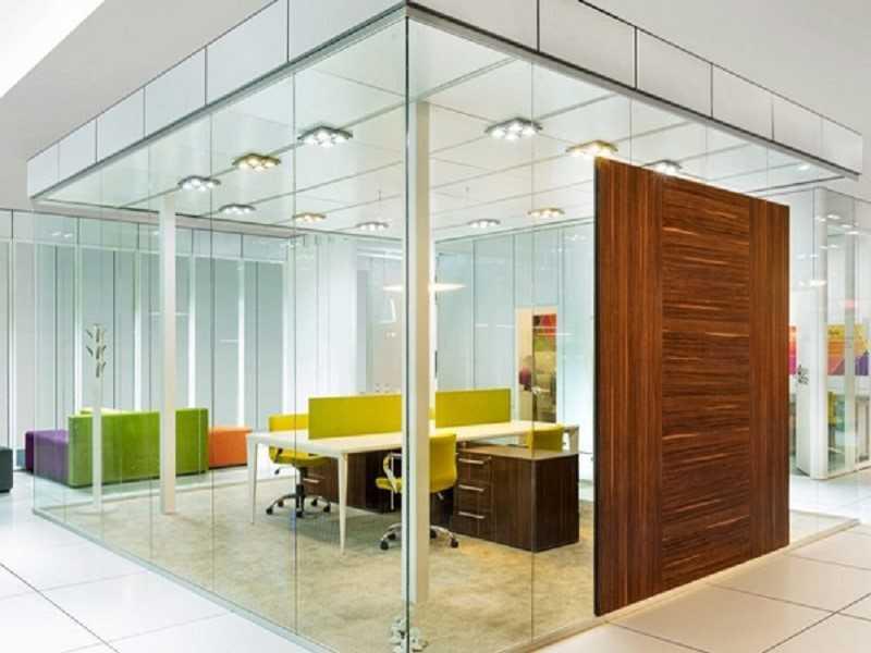 شیشه بالکن در طراحی داخلی