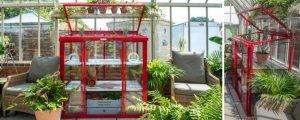 چگونه از بالکن خود به عنوان گلخانه استفاده کنیم ؟
